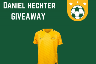 Daniel Hechter – Win 3 Custom Designed Socceroo Kits