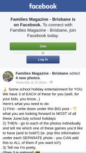 Families magazine Brisbane – Win Board Games for The Upcoming School Holidays