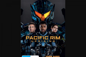 Femail – Win One of 5 X Pacific Rim DVDs