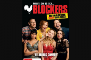 Girl – Win One of 10 X Blockers DVDs (prize valued at $200)