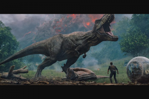 Glam Adelaide Win Jurassic World Fallen Kingdom Tickets – Win a Double Pass to See Jurassic World (prize valued at $40)