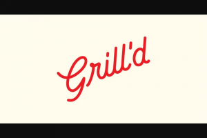 Grilld – Win Splendour In The Grass Tickets (prize valued at $12,060)