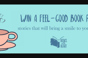 Hachette – Win a Book Pack That Will Put a Smile on Your Face and Warm Feelings In Your Heart