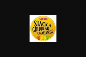 Haribo Stack a Bear Challenge – Commences 08/06/2018 and (prize valued at $749)