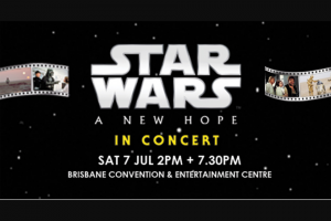Haven Magazine – Win Tickets to Star Wars a New Hope In Concert (prize valued at $299)