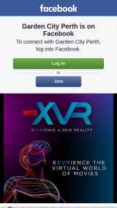Hoyts Garden City Perth – Win   to Celebrate Xvr Coming to Hoyts Garden City