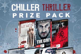 Icon Film Distribution Australia – Win a Chiller Thriller Prize Pack