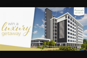 LAFM – Win a Luxury Getaway for Two