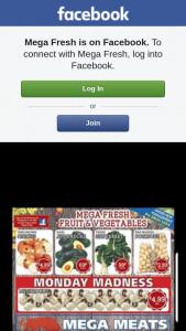 Mega Fresh – Win a $50 Fruit and Veg Voucher for Mega Fresh Browns Plains