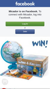 Micador – Two Amazing Micador Jr Globe4kids Adventure Editions (RRP $60) (prize valued at $120)