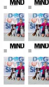 MindFood – Win One of Five Double Passes to The Sydney Dog Lovers Show (prize valued at $70)