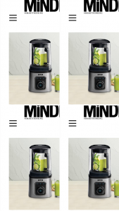 MindFood – Win The Kuvings Sv500 Vacuum Blender (prize valued at $999)