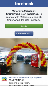 Motorama Mitsubishi Springwood – Win The 2nd Pack
