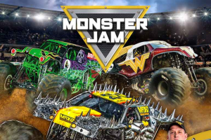 Mum Central – Win a Monster Jam Prize Pack and Tickets