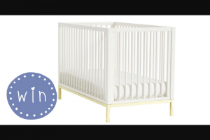 Mums Grapevine – Win a Pottery Barn Flynn Cot Valued at $1249. (prize valued at $1,249)