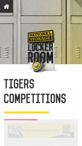 National Storage – Win The Ultimate Fan Experience With The Tigers