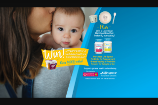 "Priceline Purchase Life-Space Probiotic for Pregnancy & Breastfeeding or Probiotic Powder for Baby  – Win Fresh Baby Food for a Year"" Promotion (promotion) and The Prizes Form Part of These Terms and Conditions (prize valued at $24.95)"