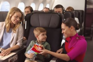 Qantas – Win a $5000aud Qantas Travel Gift Card (prize valued at $5,000)