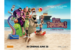 RACV- Win a Double In-Season Pass to See Hotel Transylvania 3. (prize valued at $880)