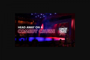 Southern Cross Austereo – Win $3000 to Go Towards Your Ticket to The P&o Comedy Cruise (prize valued at $3,000)