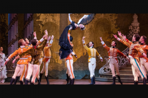 Style magazine – Win 2 X Tickets to See The Merry Widow at The Lyric Theatre (prize valued at $230)