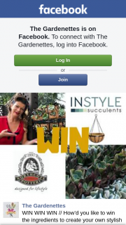 The Gardenettes – Win // How'd You Like to Win The Ingredients to Create Your Own Stylish Succulent Ball