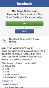 The Good Guide – Win 1 of 5 Prize Packs With //