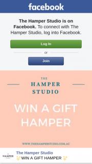 The Hamper Studio – Win The Serenity Gift Hamper Including Delivery Australia Wide (prize valued at $89)