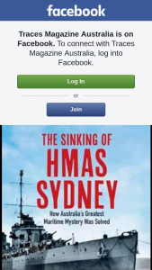 Traces – Win a Copy of The Sinking of The Hmas Sydney
