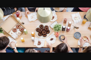 Weekend Edition – Win a Nodo Donuts Brunch Party to Celebrate International Doughnut Day (prize valued at $300)