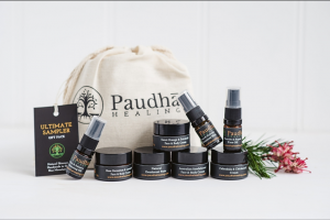 Win The Ultimate Sampler From Paudhã Healing (prize valued at $74)