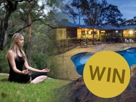 Billabong Retreat – Win 2-night All Inclusive Stay for 2 at Billabong Retreat valued at $1,000