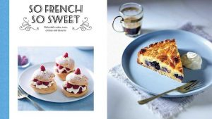 SBS Food – Win 1 of 3 copies of So French So Sweet of Gabriel Gate