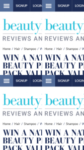 Beauty Heaven – Win a Natural Beauty Prize Pack Valued at Over $500 (prize valued at $500)