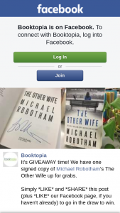 Booktopia – Win a Signed Copy of The Other Wife