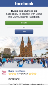 Bump into mums – Win a 45 Minute Family Pass Skate Session Including Skate Hire Simply #like Any of Our Posts In The Last 7 Days & #comment Below What Location You Would Like to Skate At