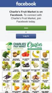 Charlie's Fruit Market – Win a $200 Voucher From Charlie's Fruit Market Everton Park (prize valued at $200)