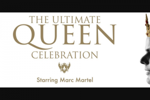Community News – Win 1 of 10 Double Passes to The Ultimate Queen Celebration on 28 August at Perth Concert Hall