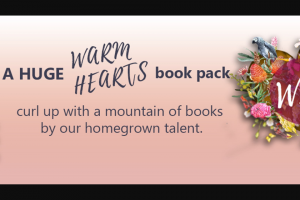 Hachette – Win a Book Pack of Our Local Authors Who Were Published During The Autumn & Winter Months of this Year (RRP Value $277.90) The Titles Included Are (prize valued at $834)