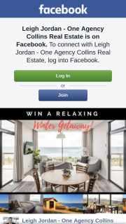Leigh Jordan – Win a Two Night Stay Perched Atop The Coastal Sand Dune at The Dunes Course In a Two Bedroom Ocean Villa (prize valued at $1,000)