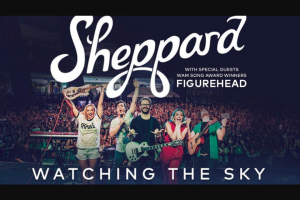 MIX 94.5 – Tickets to Sheppard