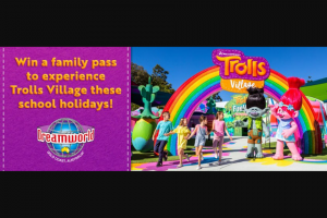 MyGC – Win a Family Pass To