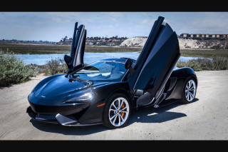 OMAZE – Win a Mclaren® 570s Spider Hardtop Convertible (prize valued at $235,000)