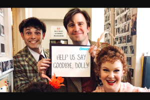 OMAZE – Win House Seats to The Last Weekend of Hello Dolly Plus a Backstage Tour With Gavin Creel
