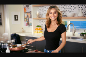 SBS Food – Win One of Five $2000 Harvey Norman Electrical Shopping Sprees With Giada Entertains (prize valued at $10,000)