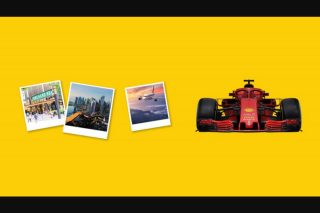 Shell – Win Trackside Seats for You and a Friend (prize valued at $150)