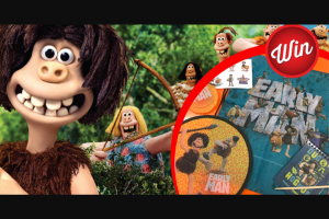 Stack Magazine – Win One of Ten Early Man Prize-Packs