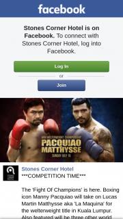 Stones Corner Hotel – Win VIP Seating