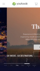 YouFoodz World of Flavour Giveaway – Win The Competition (prize valued at $100,000)