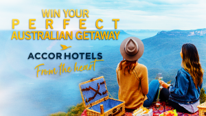 "Channel Seven – Sunrise ""From the Heart"" – Win 1 of 4 prizes of an AccorHotels prize to the maximum value of $3,000 each"